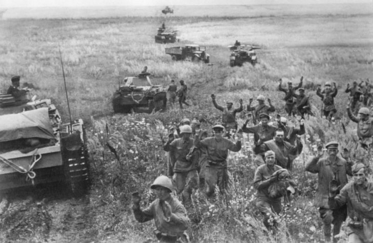 Red Army, panzerwaffe