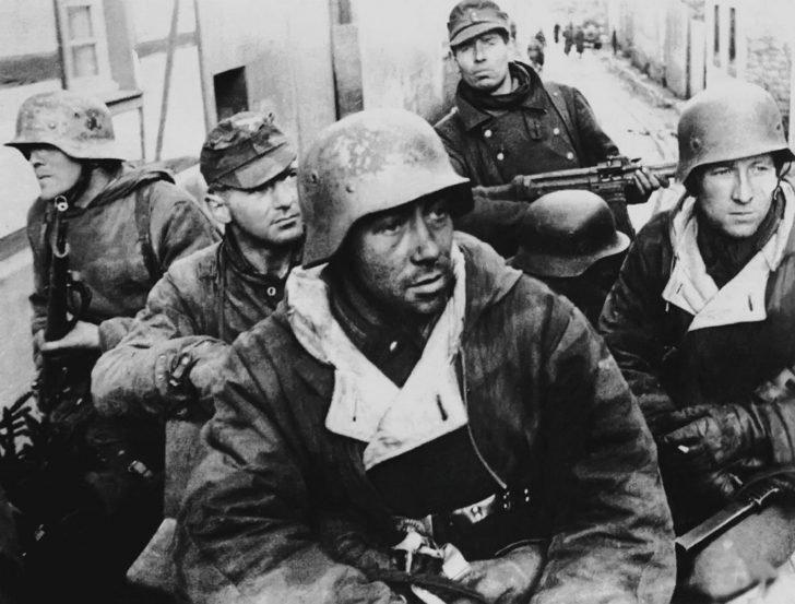 German patrol