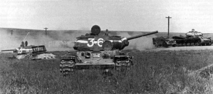 KV-1S, T-34-76