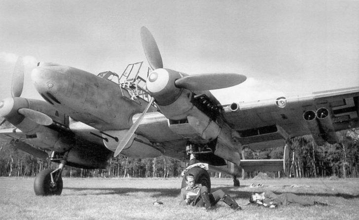 fighter Bf.110G-2