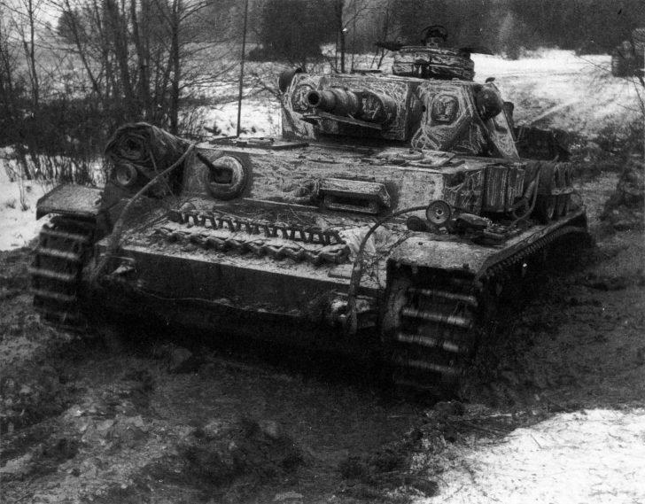 Panzer IV Ausf.F