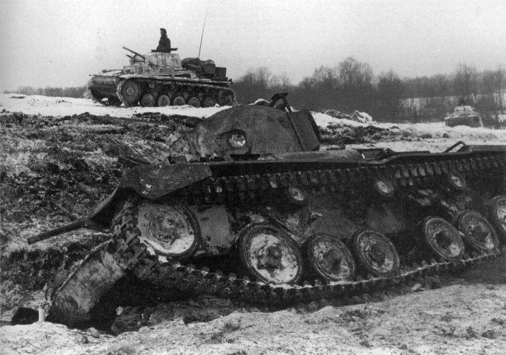 Panzers II, Valentine Mk.III