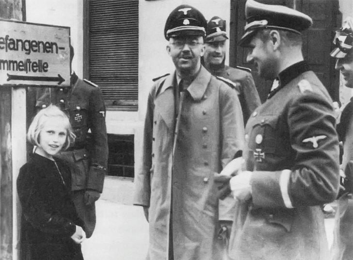 SS-Reichsfuhrer Heinrich Himmler