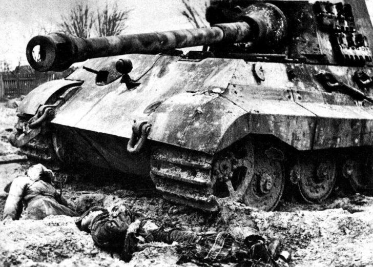 Tiger II tank