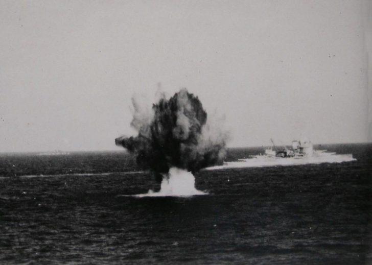 Warspite battleship