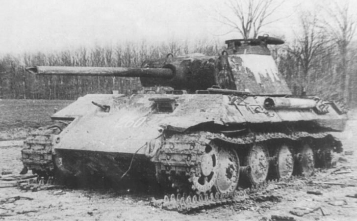 Pz.Kpfw.V Ausf. A Panther