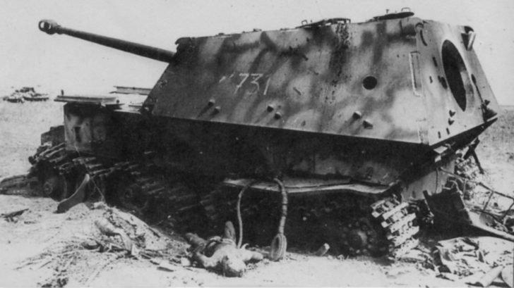 Ferdinand assault gun