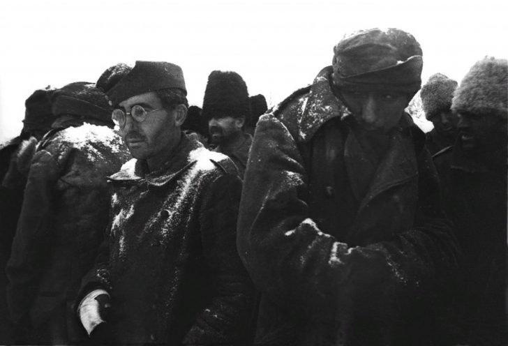 Romanian prisoners of war