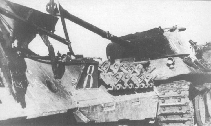 "Bergerpanther Ausf. D, Pz.Kpfw. V Ausf. A ""Panther"