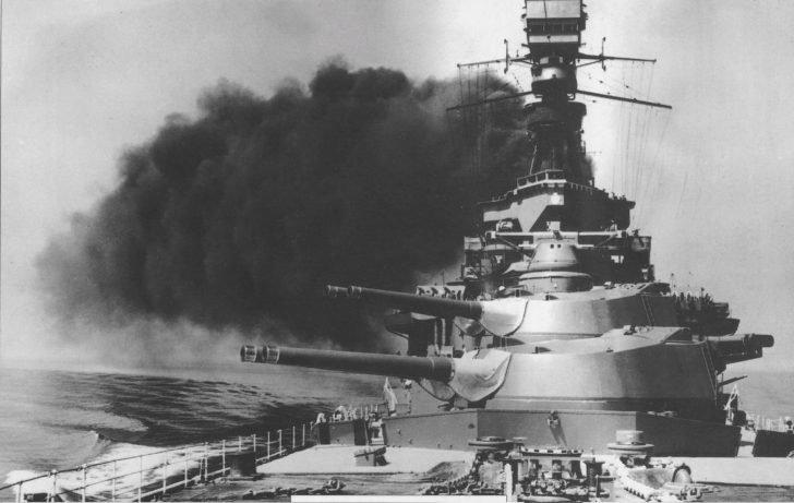 Repulse battlecruiser