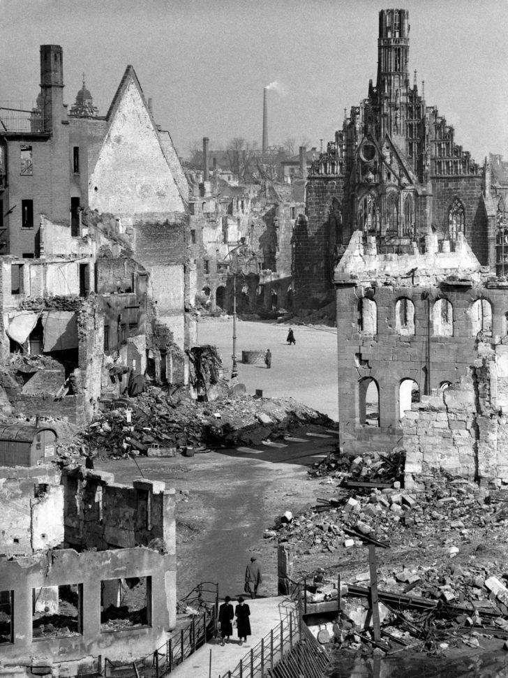 ruins of Nuremberg