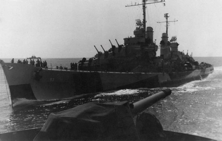 San Diego light cruiser
