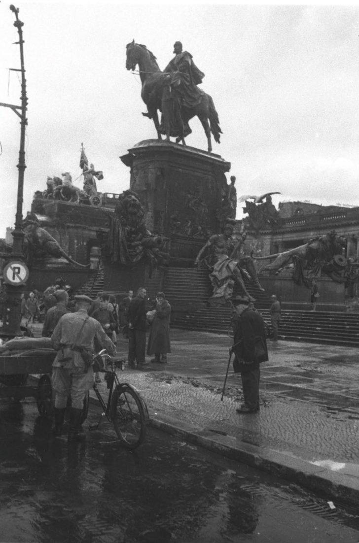 Monument to Emperor Wilhelm I