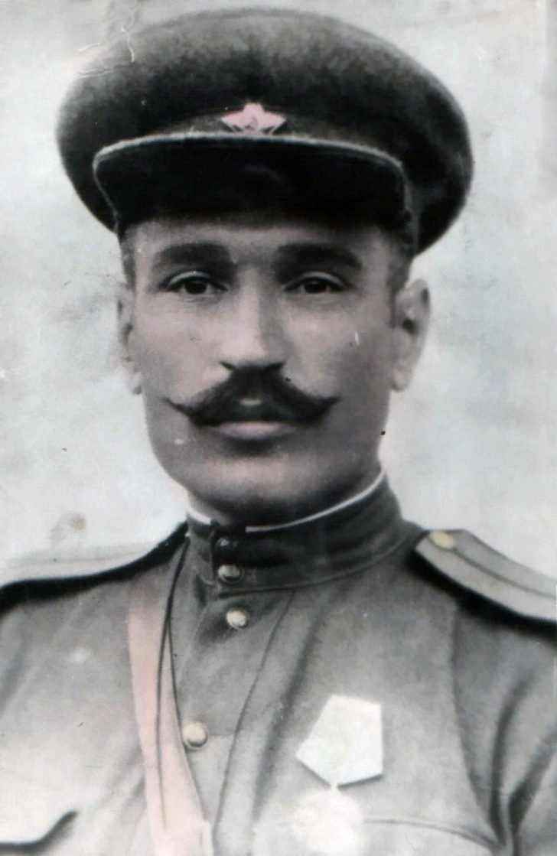Lieutenant Alexander Guyvik