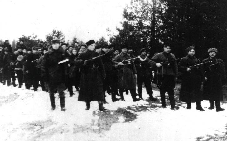 Partizan brigade