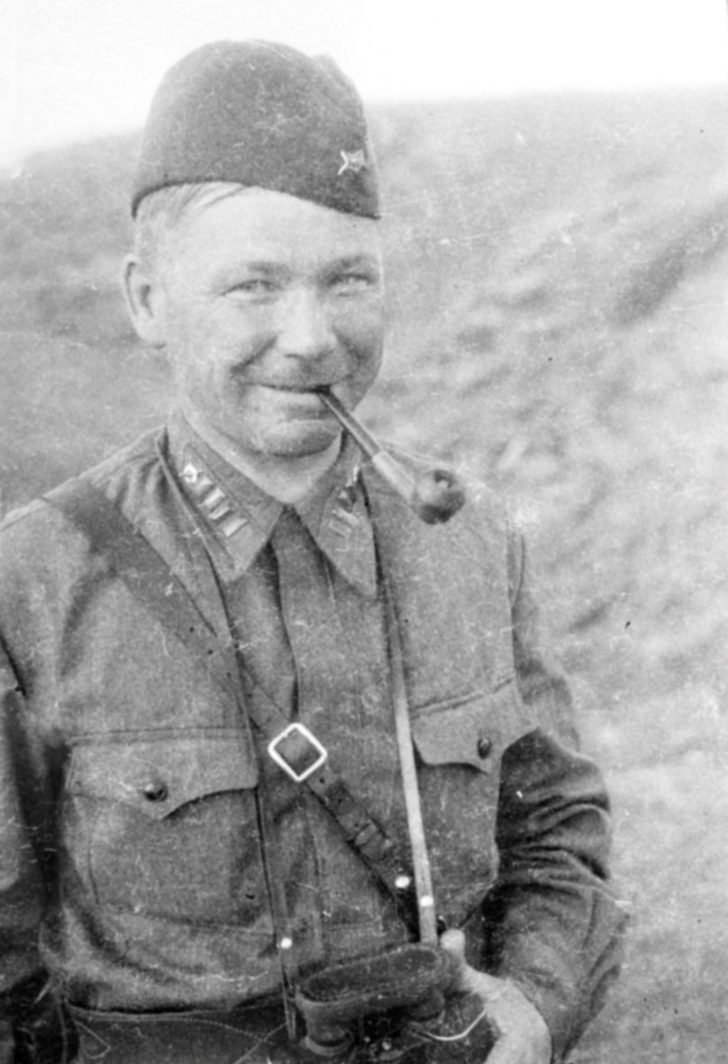 Colonel Ivan Yelin