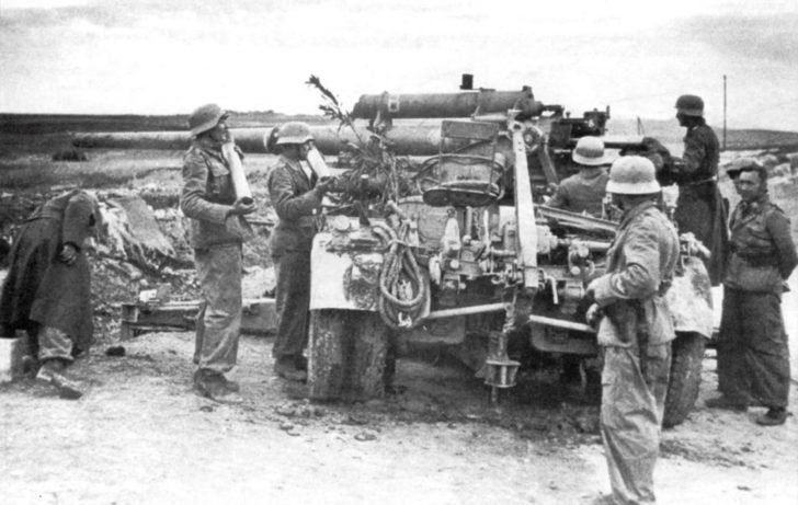 Flak 18 anti-aircraft gun