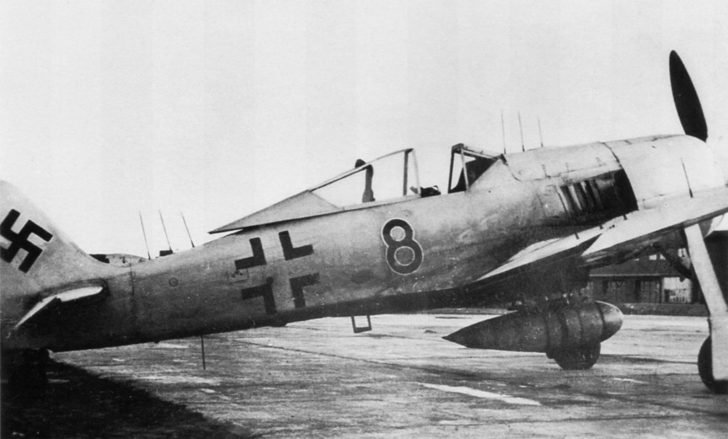 Fw-190A night fighter