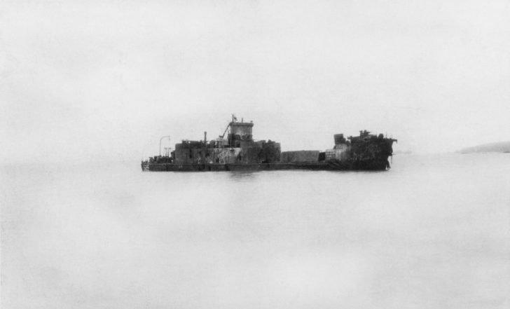 landing ship DS-5