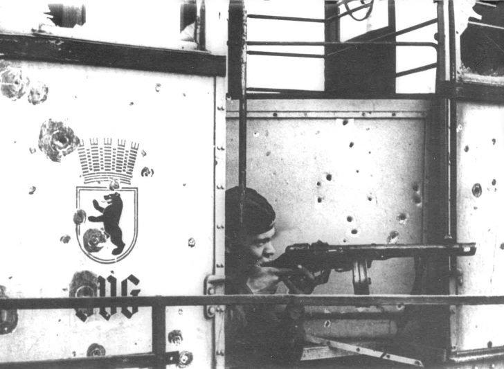 PPSh-41 Gunner