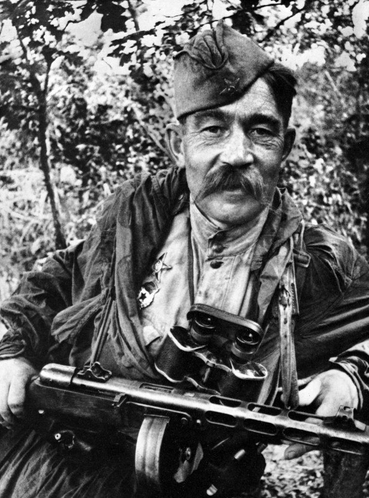 Sergeant Alexei Frolchenko