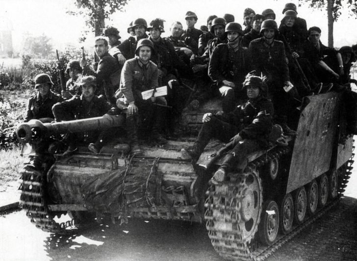 89th Infantry Division, StuG III