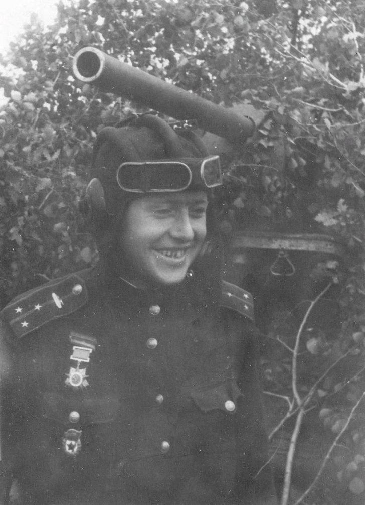 lieutenant Loginov