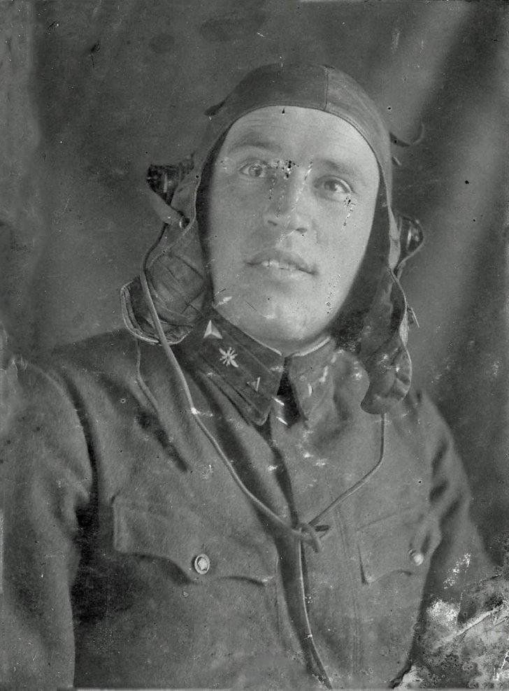 Sergeant Alexander Guyvik