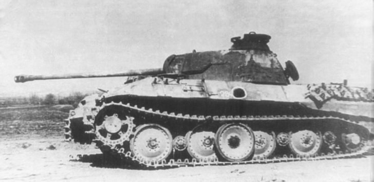 Pz.Kpfw. V Ausf. A Panther