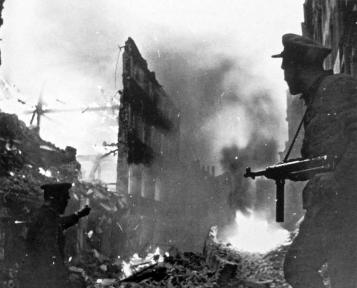 Soviet street fighters