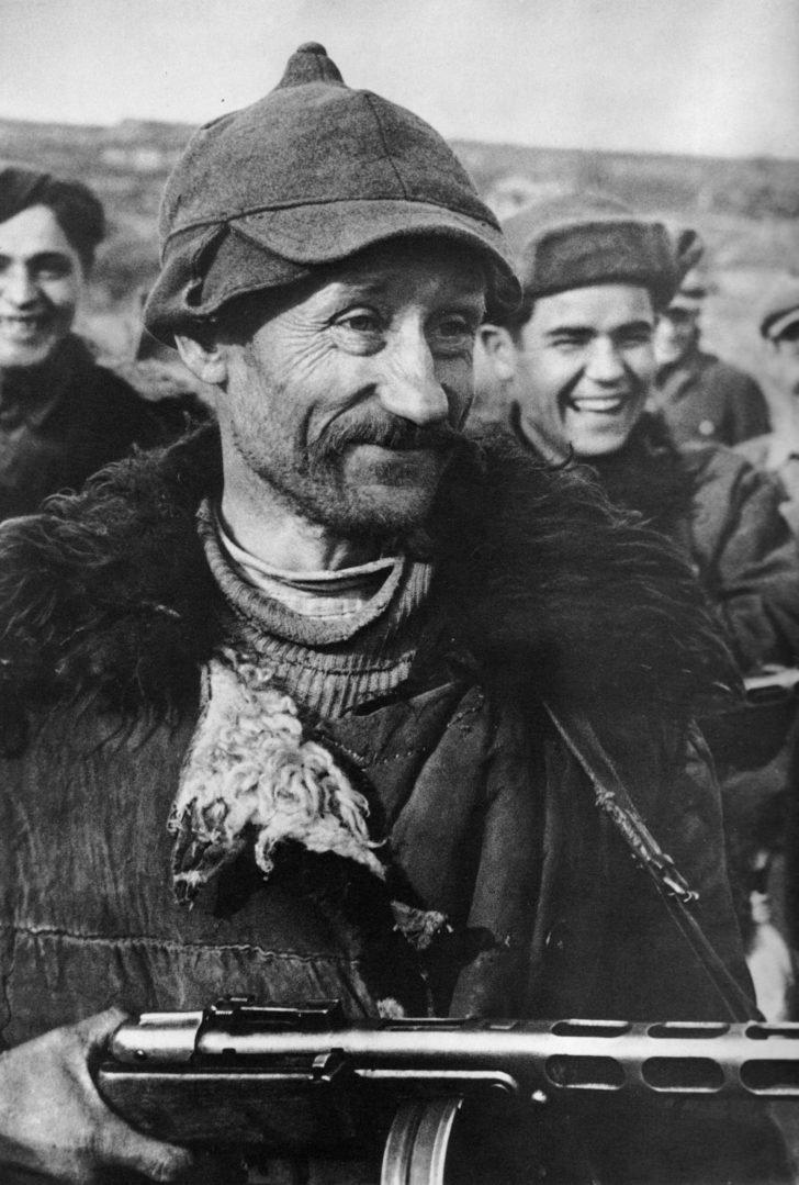 Partizan Kuzma Zakharov