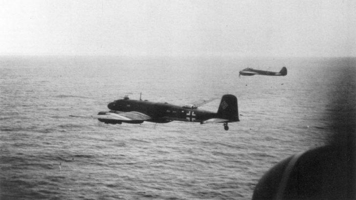 Fw.200S Condor, Ju.88