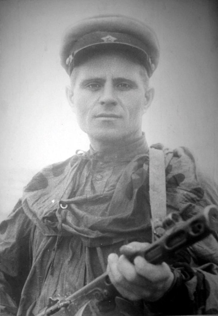lieutenant J. Shinkarchuk