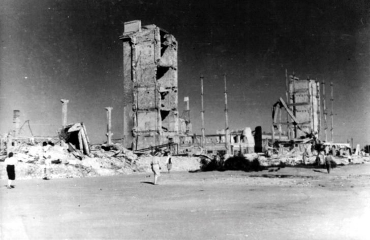Ruins of Stalingrad