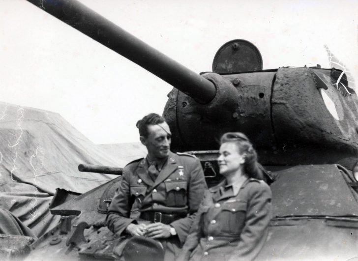 Richard Tesařík, Markéta Olšanová