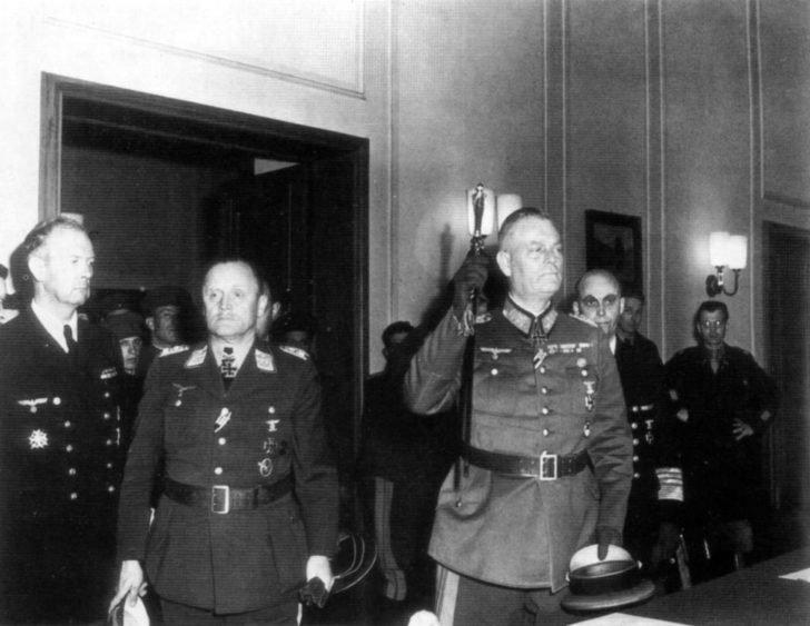 Representatives of Nazi Germany