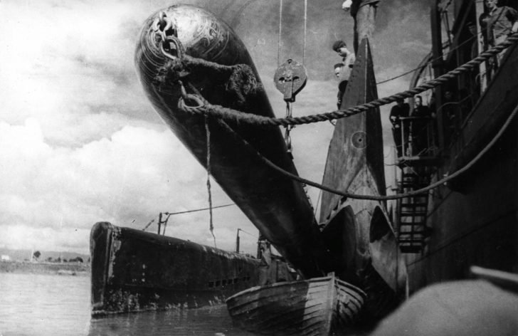 Soviet M-type submarine