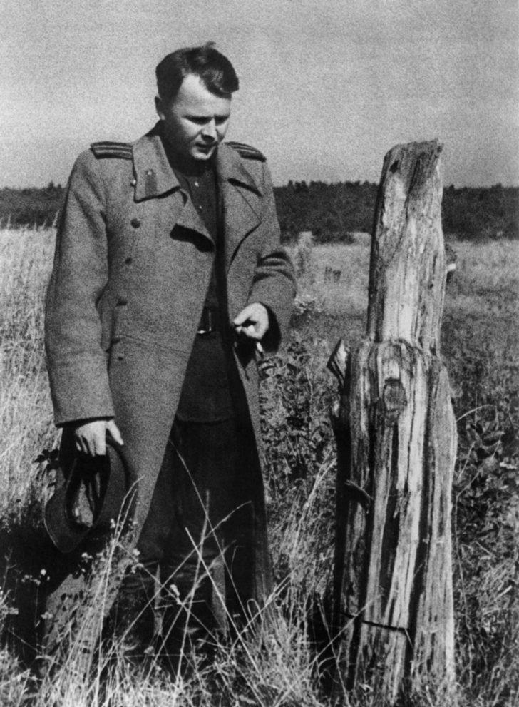 poet Alexander Tvardovsky
