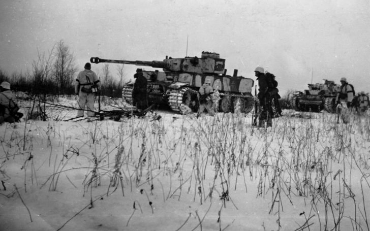 Tiger, Panzer III