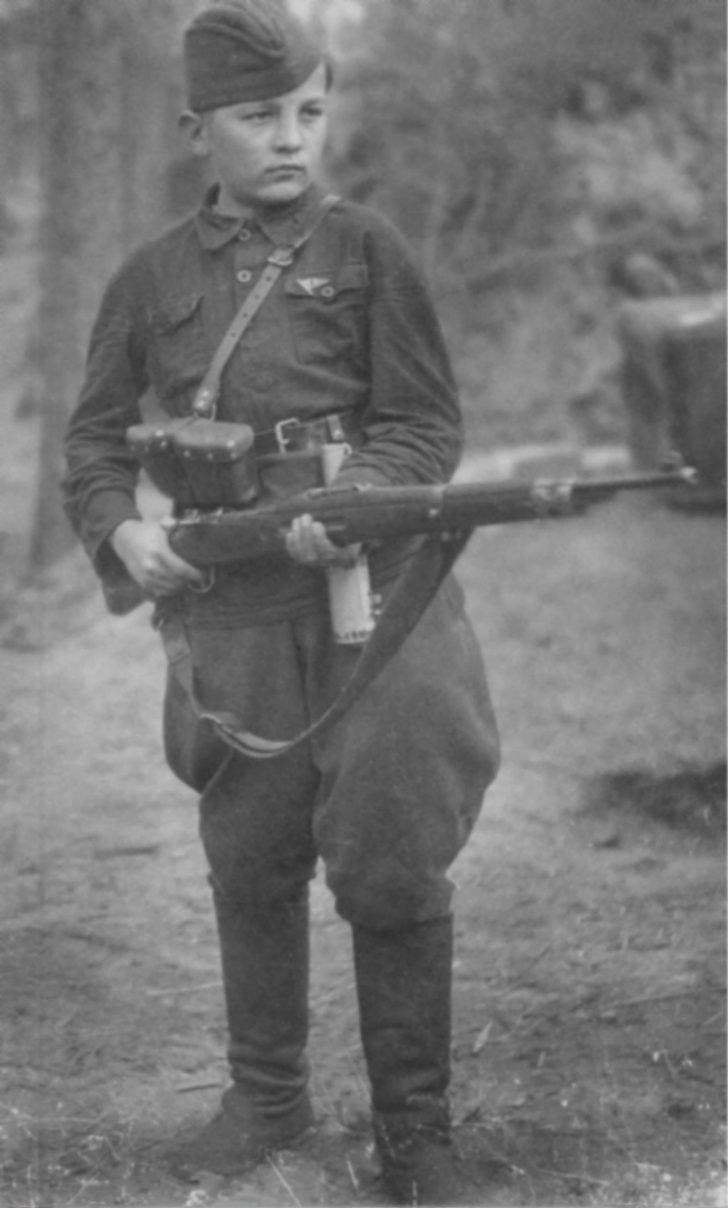 partisan Fedya Moshchev