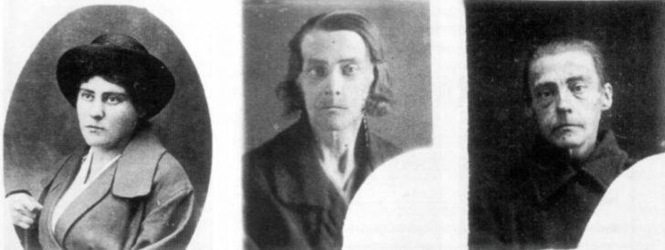 resident of Leningrad S.I. Petrova