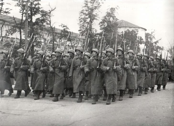 Parade of the Red Army