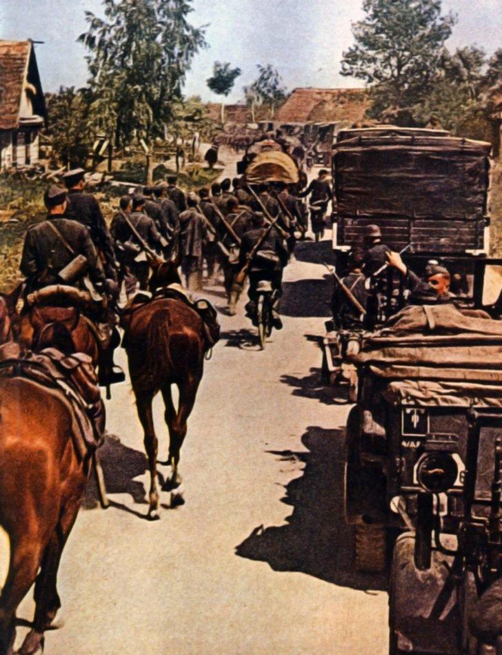 Wehrmacht cavalry