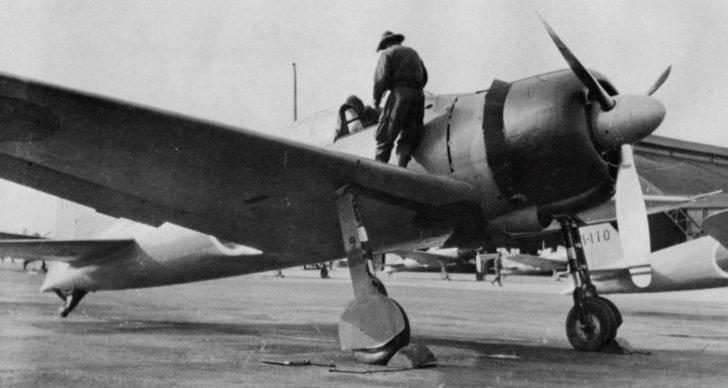 A6M Zero fighter