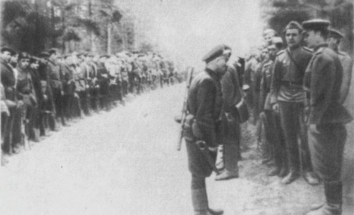 Special detachment of Gradov