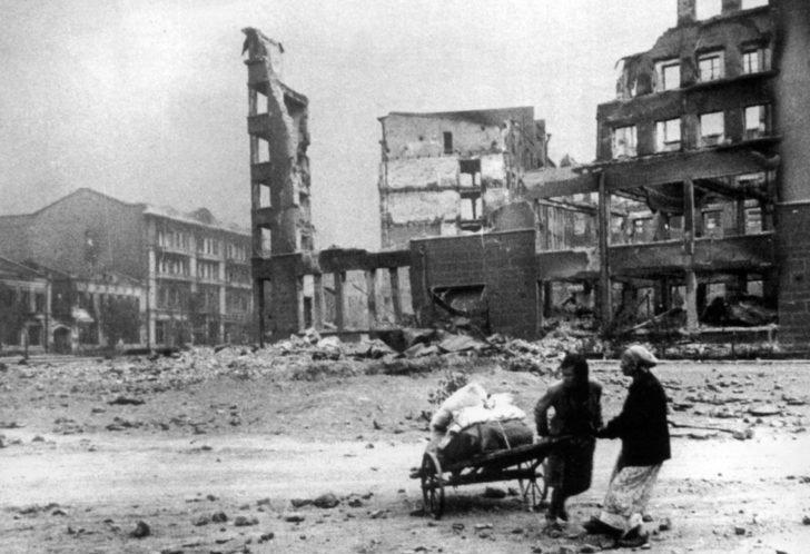 resident of Stalingrad