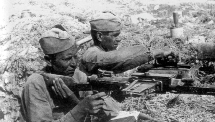 Breda 1930 machine gun