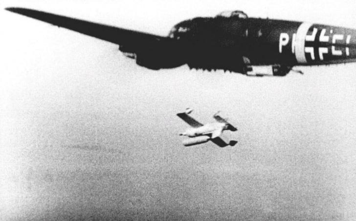 Henschel Hs 293, Heinkel He-111H