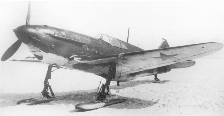 fighter LaGG-3