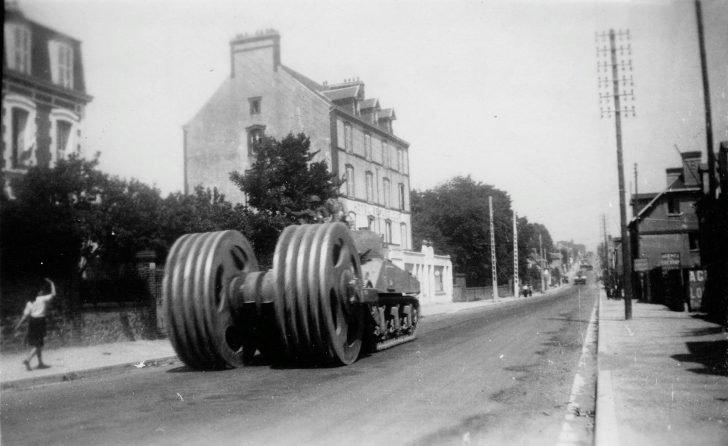 T1E3(M1) Sherman